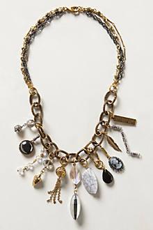 Teensy Treasures Necklace