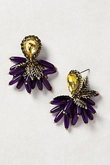 Bougainvillea Earrings