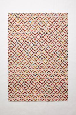Silken Scrolls Rug