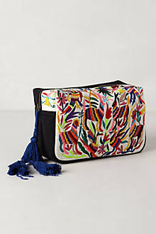 Neon Forest Cosmetic Bag