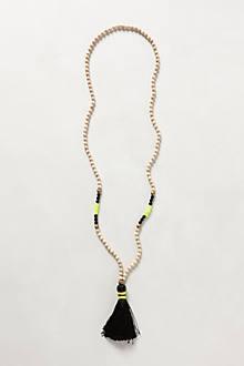 Rambla Tassel Necklace
