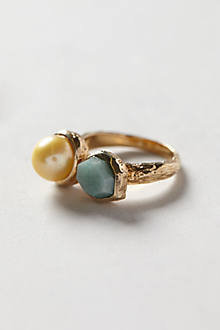 Pearl Beacon Ring