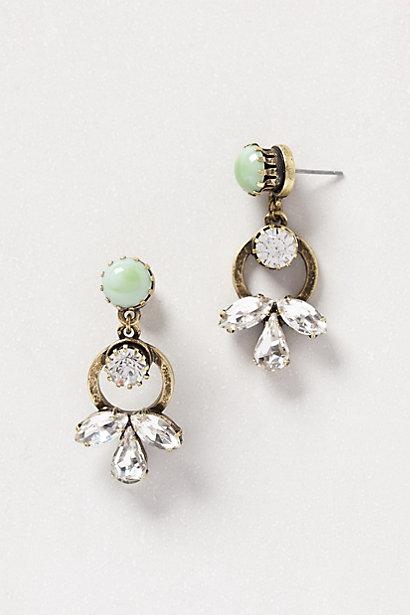 Sale alerts for Anthropologie Ciel Earrings - Covvet