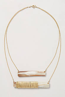 Legend & Song Horn Swing Necklace