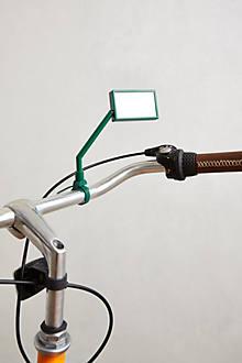 Pedal-Push Bike Mirror