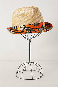 Tropicalismo Trilby Hat