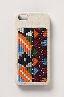 Serape Embroidered iPhone 5 Case