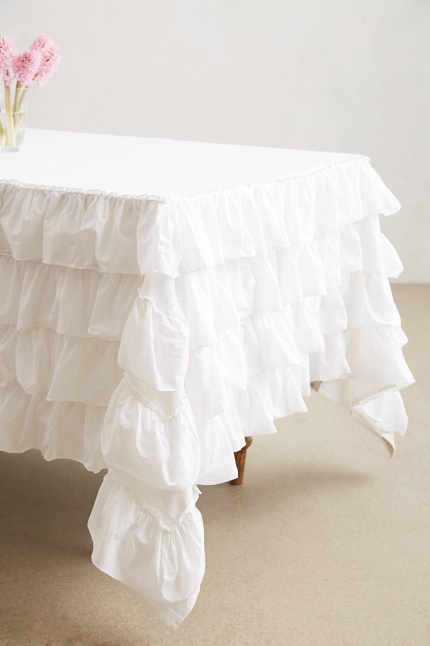 Petticoat Tablecloth