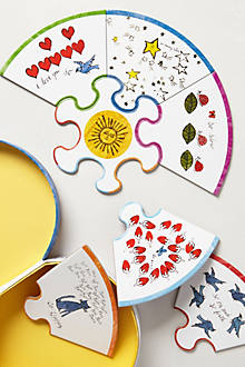 Andy Warhol Puzzle Wheel