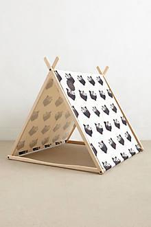 Black Bear Play Tent