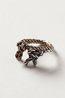 Climber's Knot Ring Set