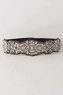Bloomhurst Beaded Belt