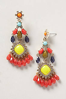Naranjal Earrings