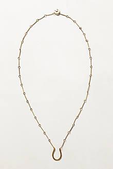 Wild Horses Pendant Necklace