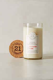 Circle 21 Jar Candle
