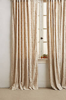 Textured Linen Curtain