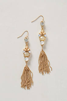 Jeweled Current Earrings