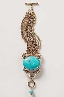 Turquoise Granchio Bracelet