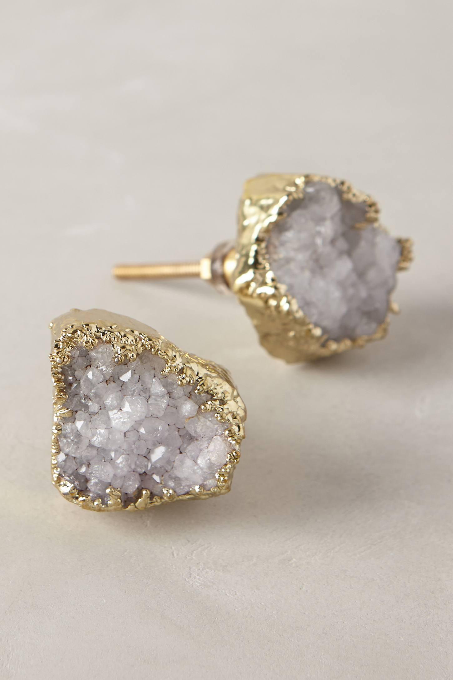 Gemstone Sparkle Knob