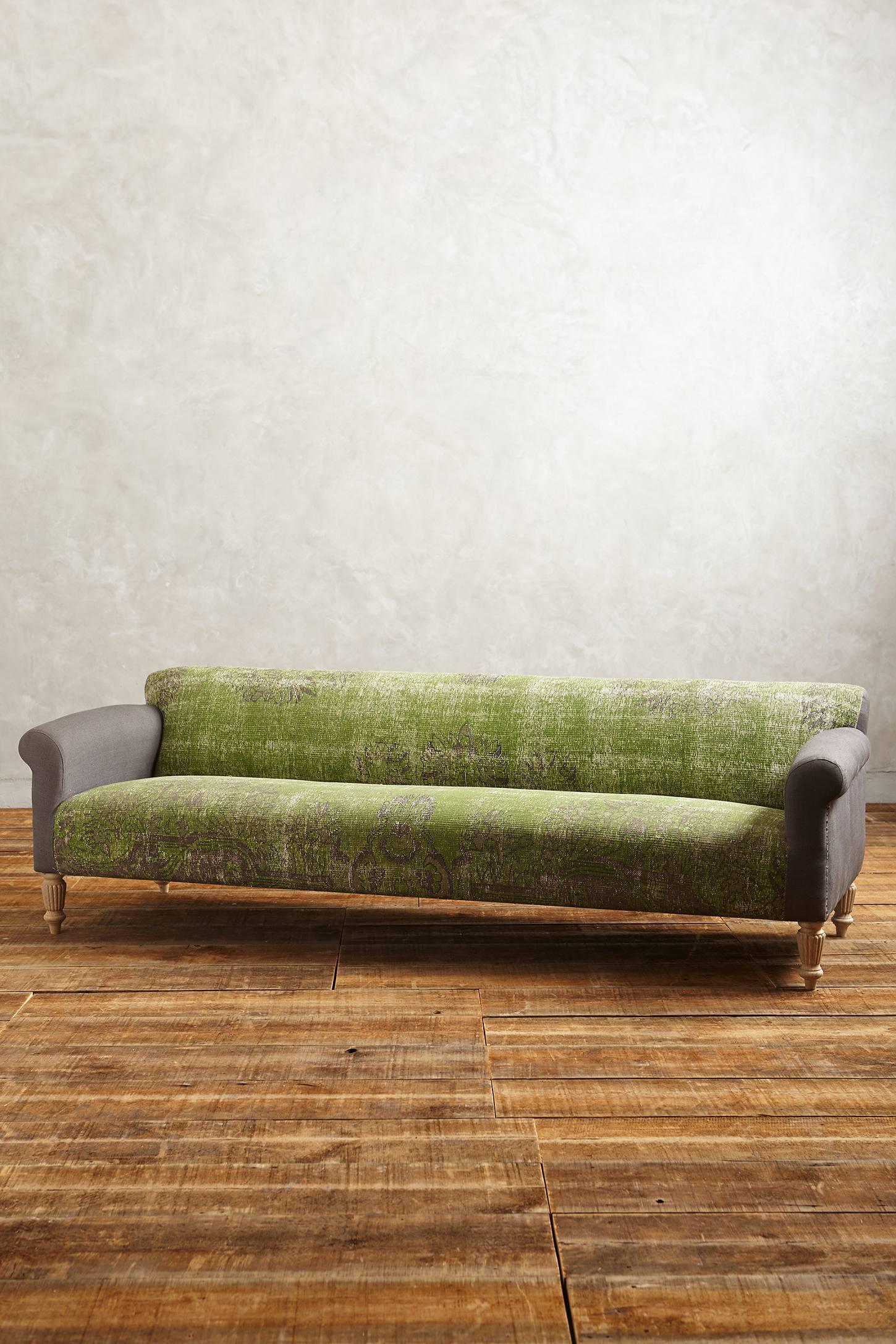 Dhurrie Sofa, Small