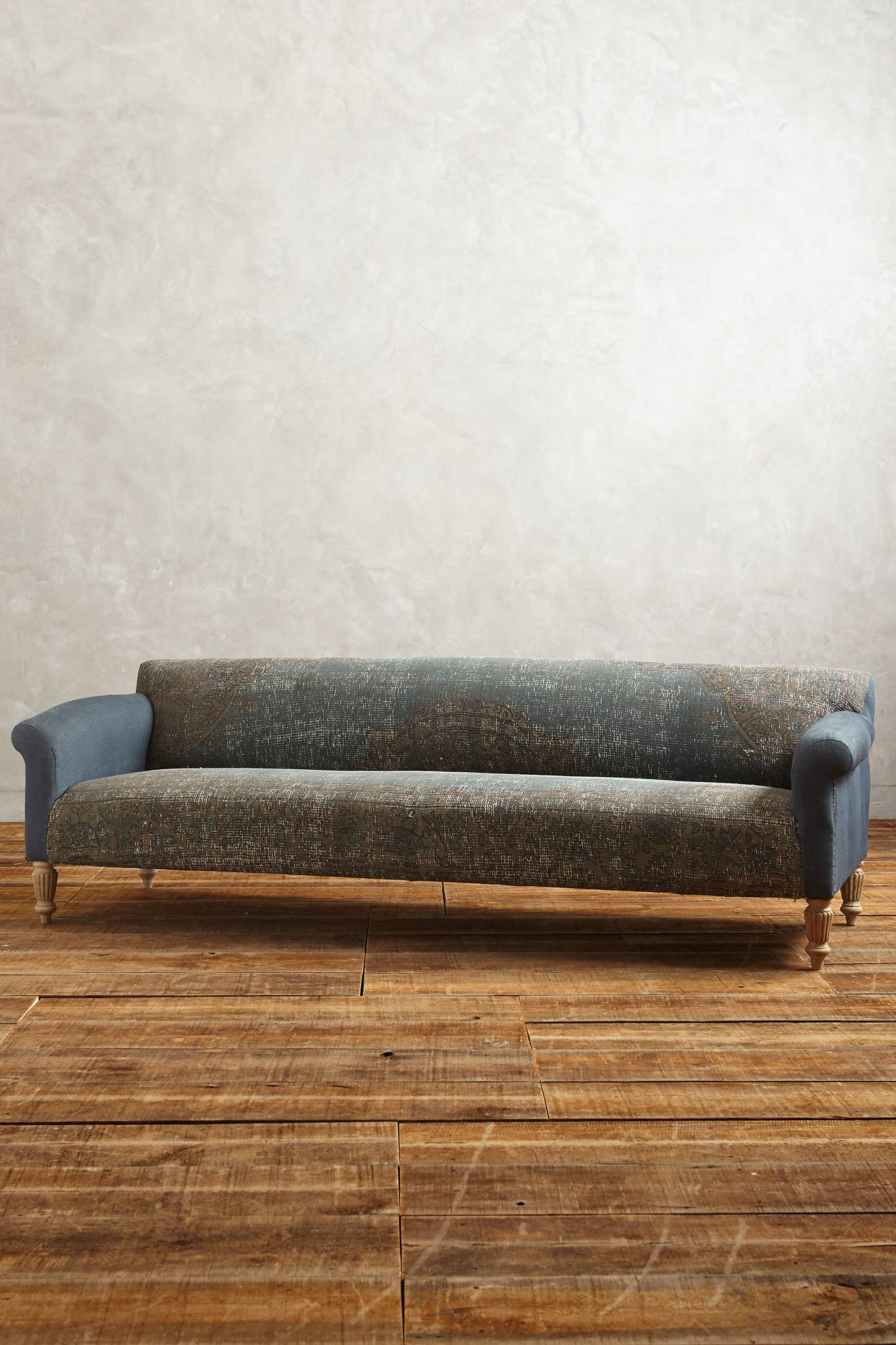 Dhurrie Sofa, Small