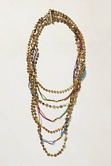 Jade Spectrum Layered Necklace