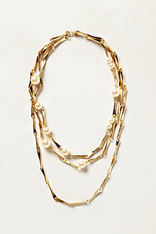 Pearl Lyrique Necklace