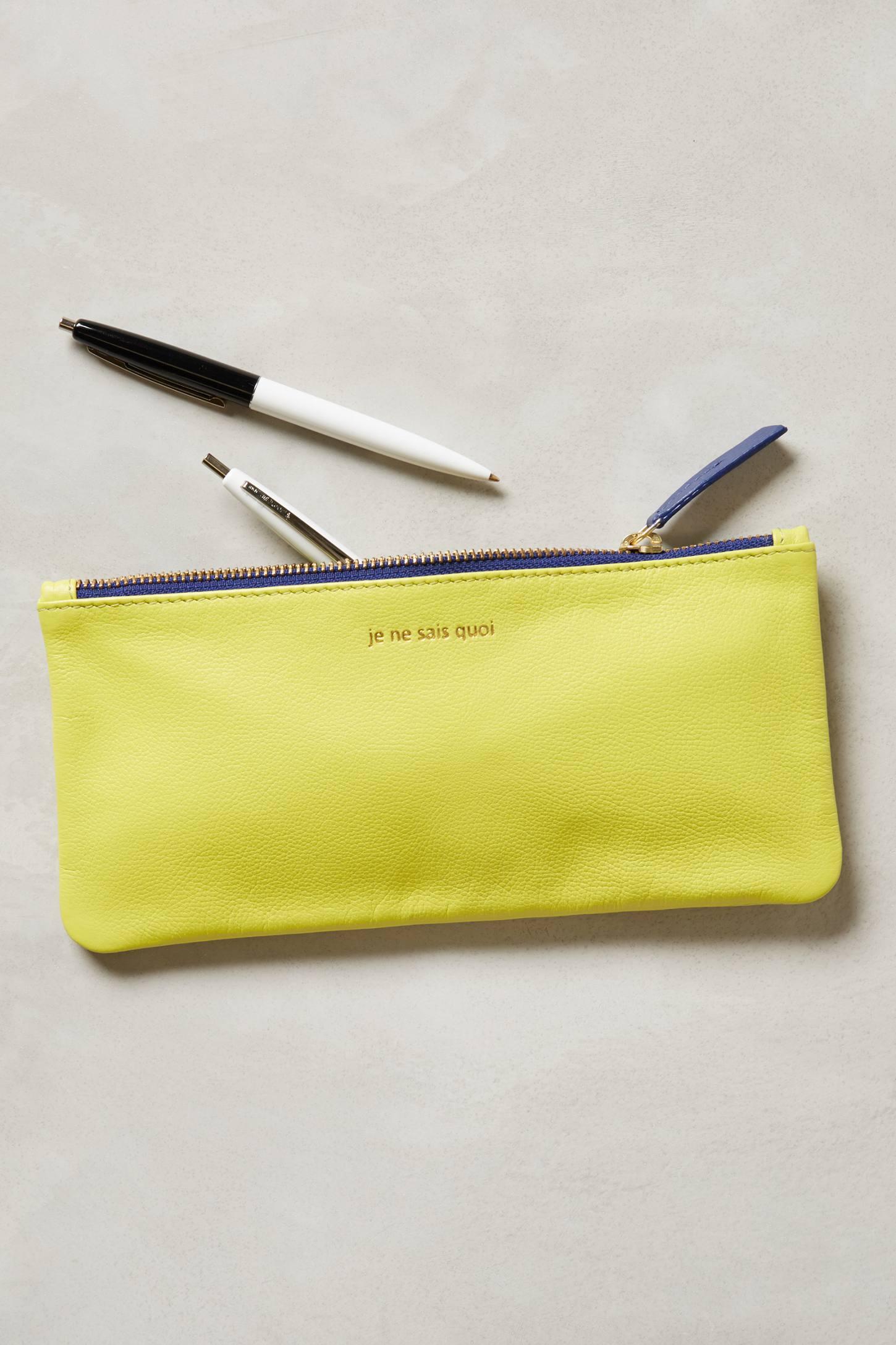 Parisienne Pencil Case