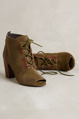 Cordillera Embossed Booties