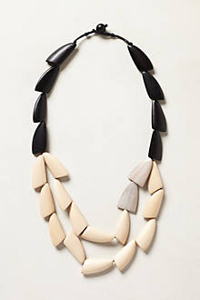 Beaded Achroma Necklace