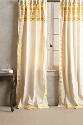 Embroidered Aravalli Curtain