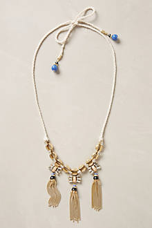 Marielle Tassel Necklace
