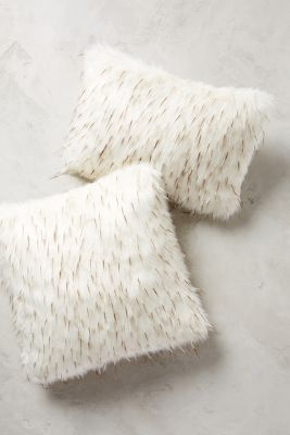 Faux-Fur Pillow