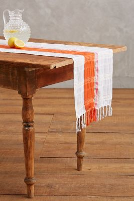 Pop-Color Table Runner