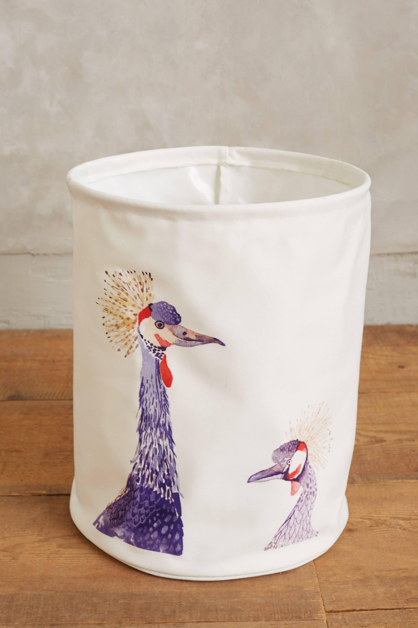 Avian Beauty Laundry Hamper