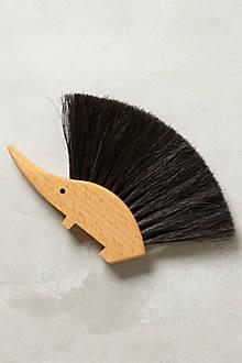Hedgehog Table Brush