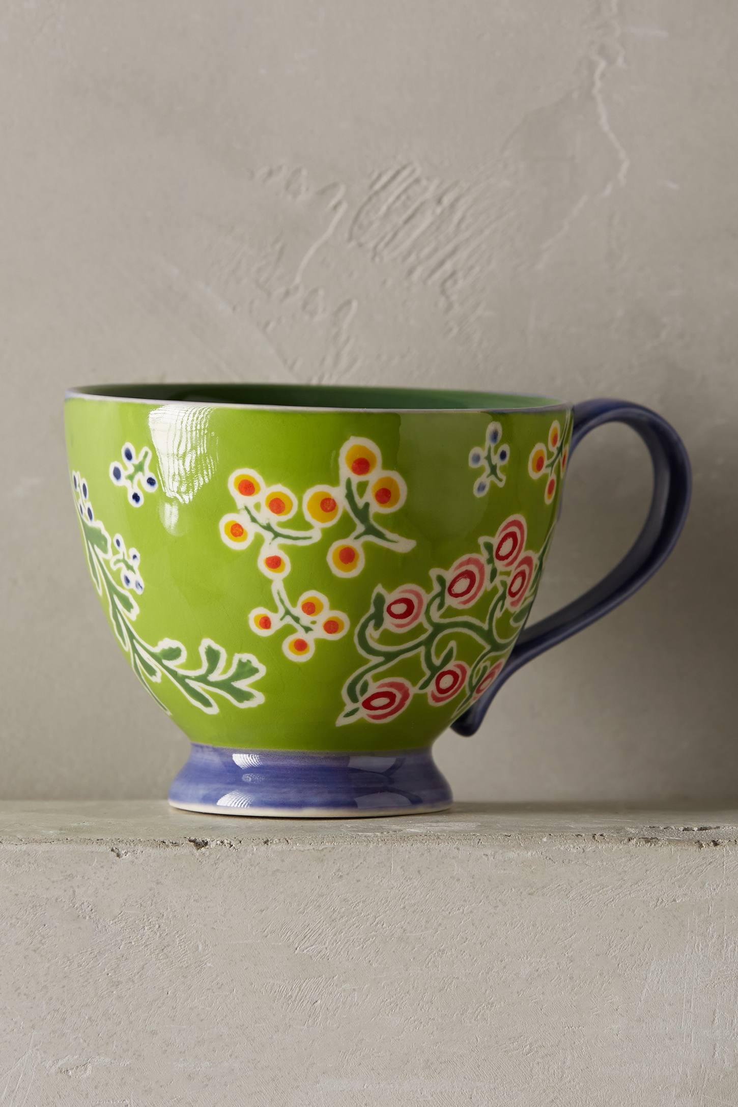 Garden Floral Mug