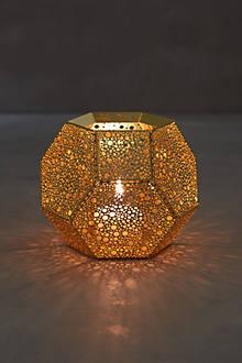 tom dixon bubble etched candleholder. Black Bedroom Furniture Sets. Home Design Ideas