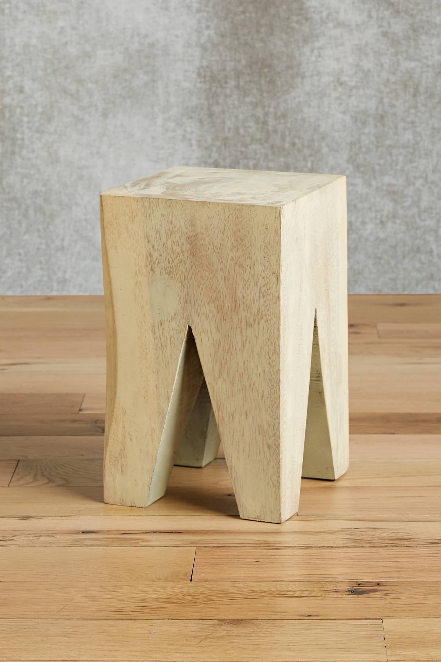 Diente Stool, Square