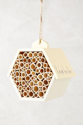 Maison d'abeilles