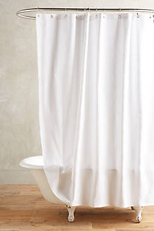 Peacock Alley Riva Shower Curtain