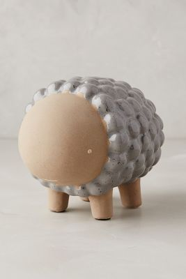 Ceramic Critter Piggy Bank