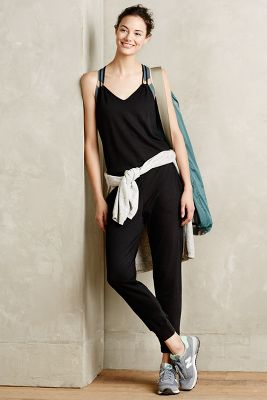 Prajna French Terry Jumpsuit