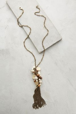 Junina Tassel Necklace