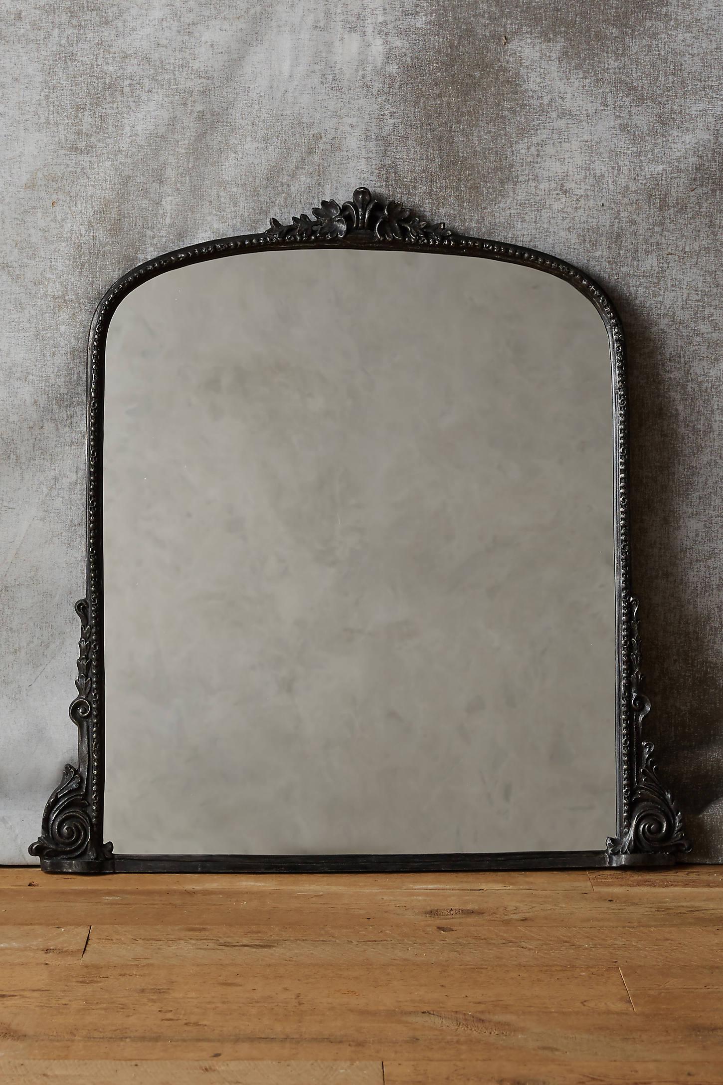 Gleaming Primrose Mirror