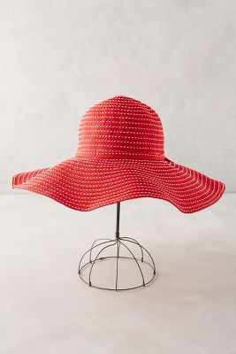 Skipstitch Sun Hat