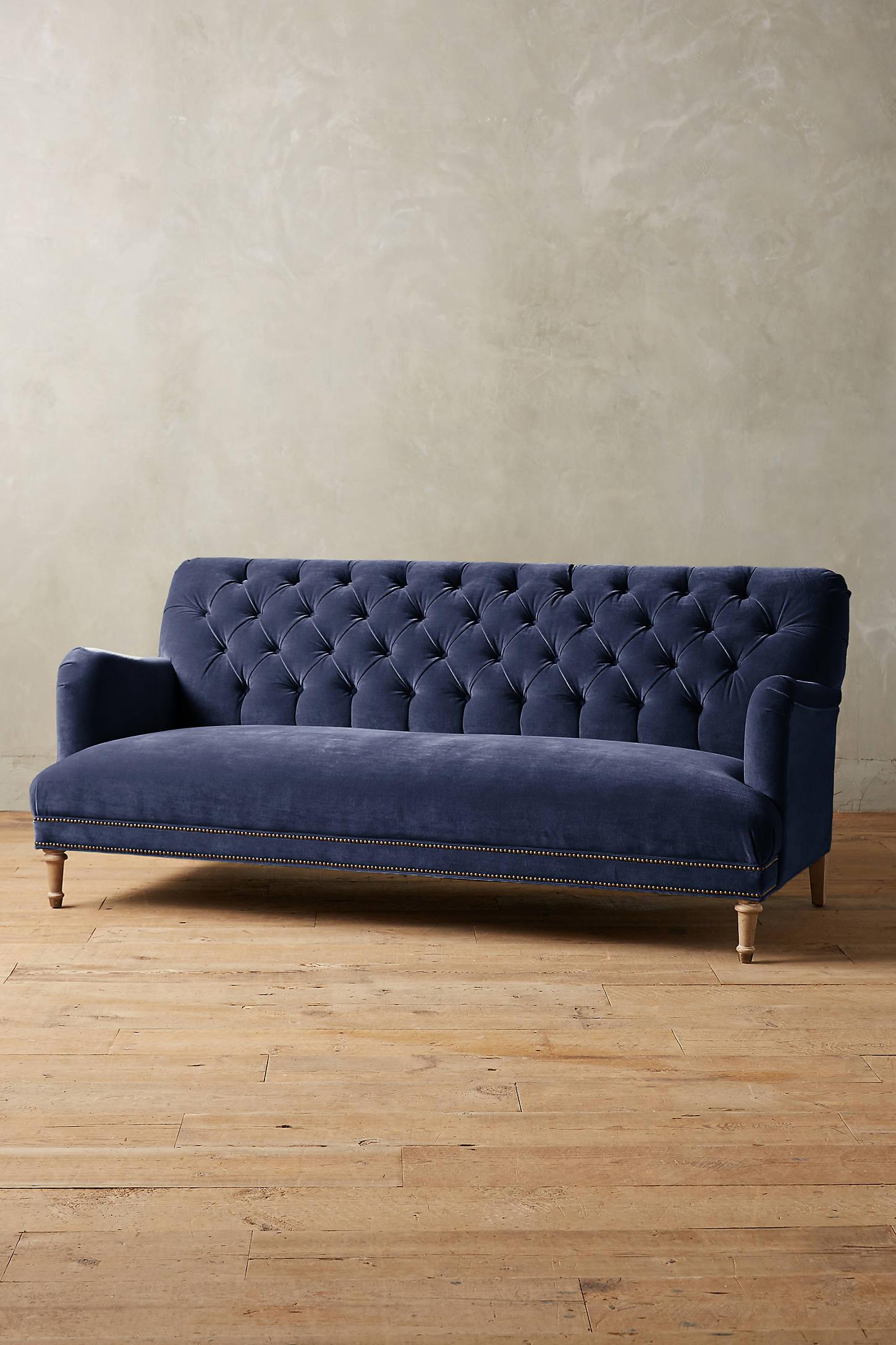 Velvet Orianna Sofa