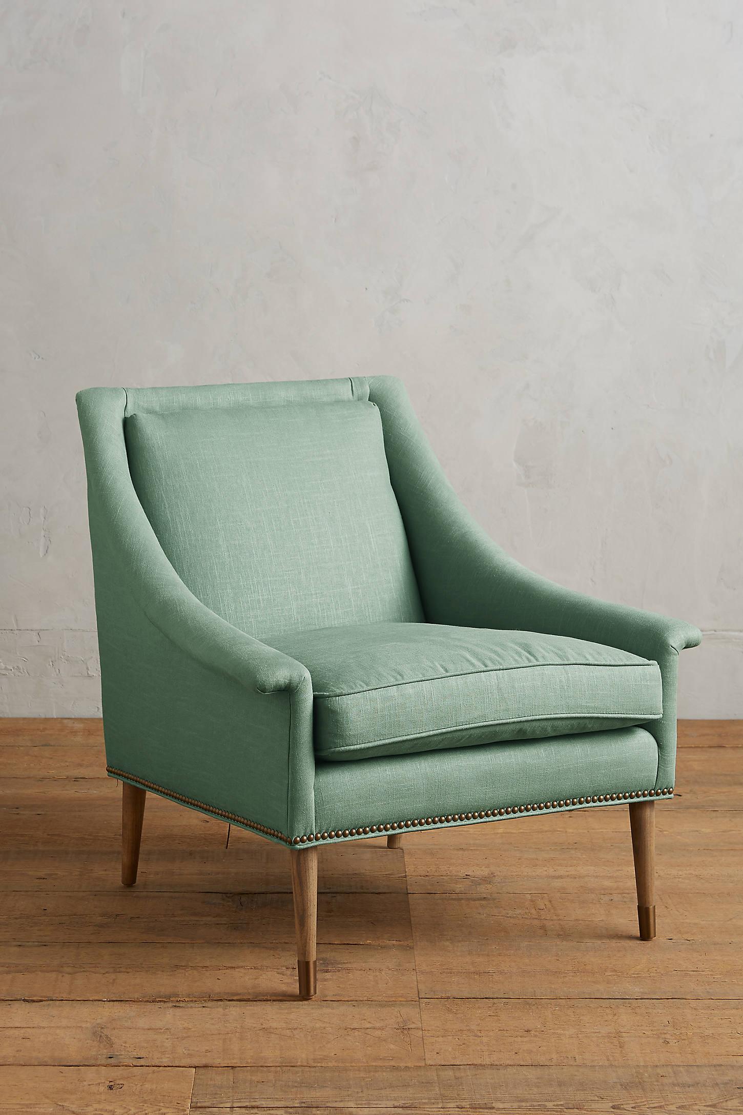 Linen Tillie Armchair