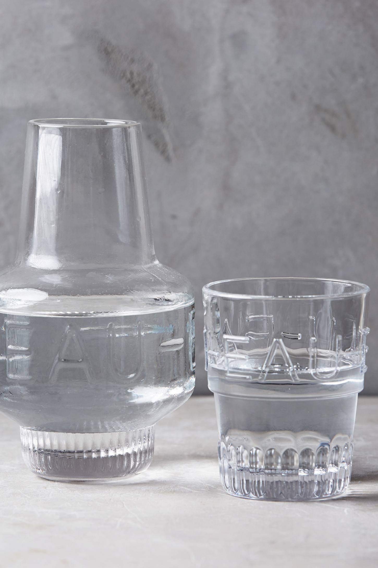 L'Eau Pure Carafe Set