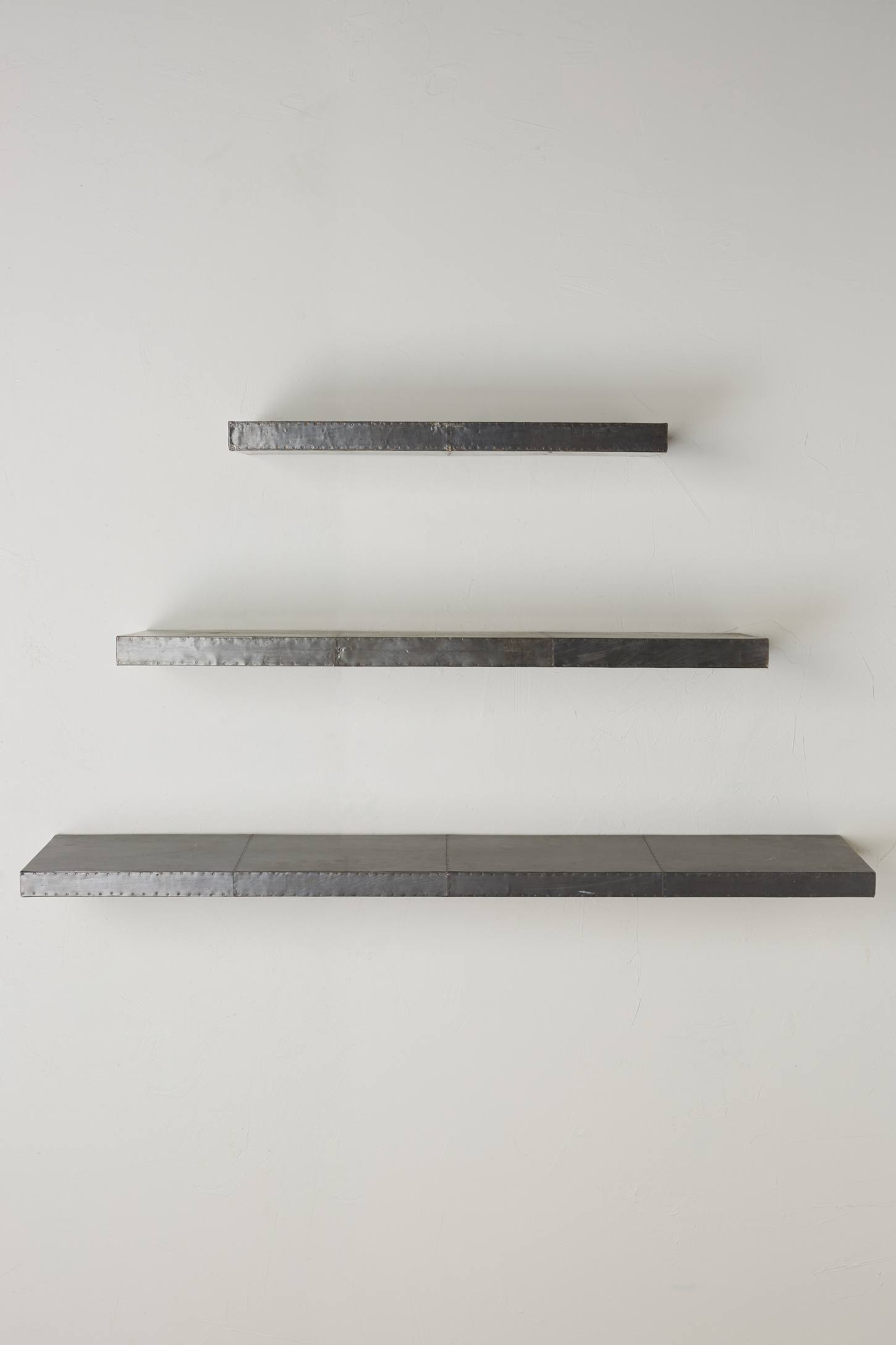 Zinc Floating Shelf